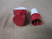 POWER PLUG 16 AMP 4PIN