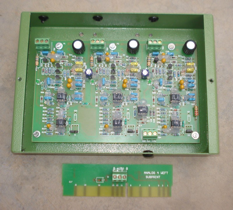 WEFT-PCB