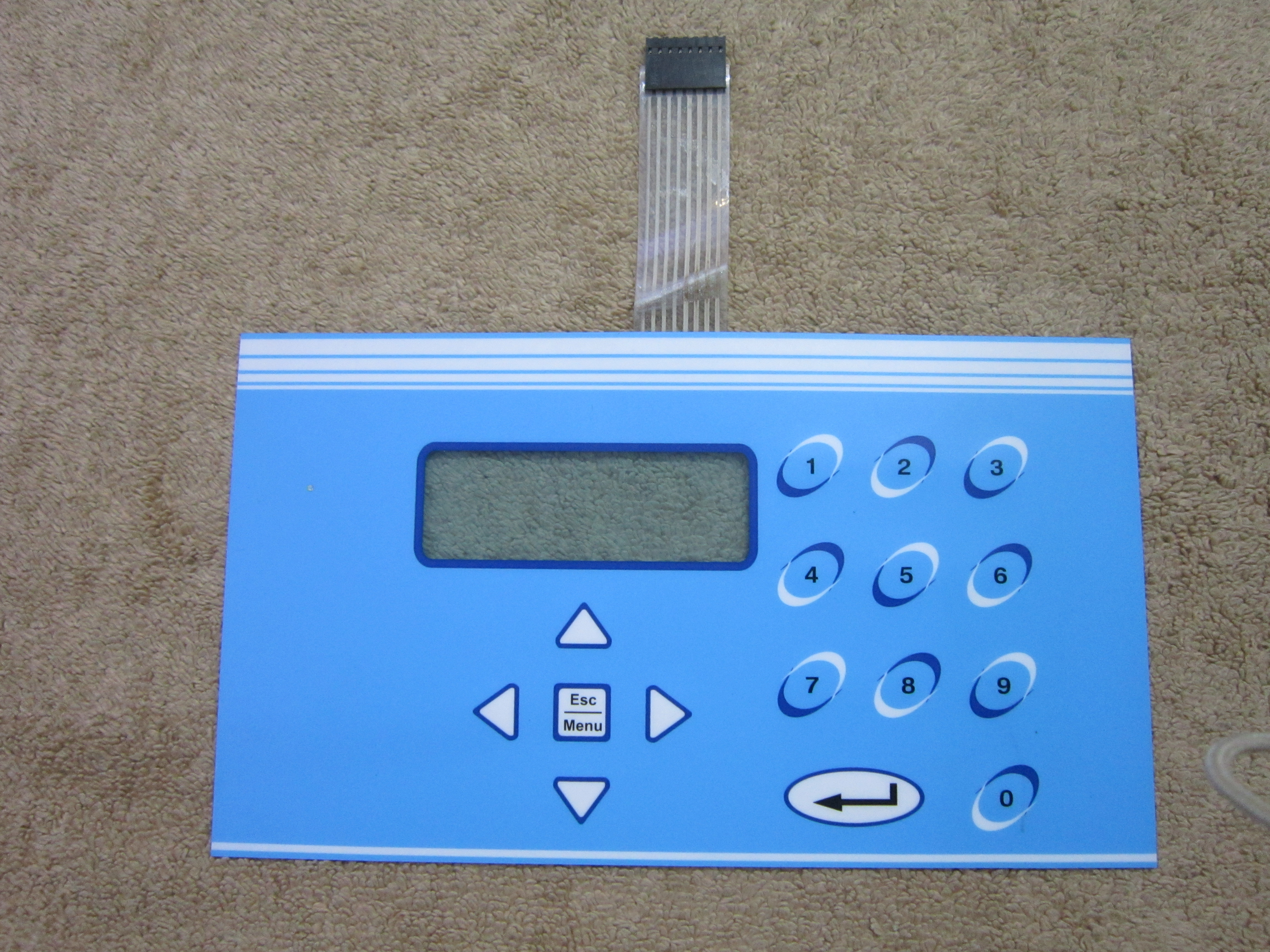 Keypads and Stickers